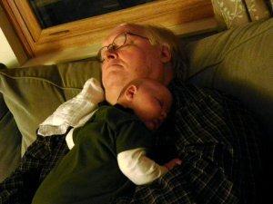 micah_sleeping_papa